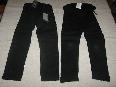 BUNDLE *BNWT* 4 years 2pc Next Cord Trousers Jeans Boys Clothing 3-4