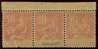 Pack N°4490 France Variety N°116 Book of 3 with impr. double-sided / VERY GOOD