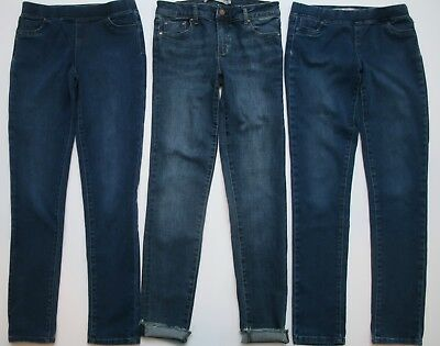 Girls Tractr Jeans Jeggings LOT Size 12 14