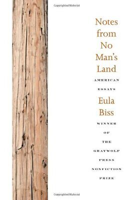 Notes from No Man's Land: American Essays-Eula Biss