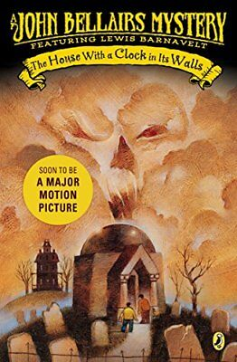 House with a Clock in Its Wall-John Bellairs