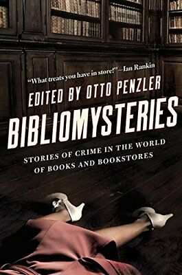 Bibliomysteries: Stories of Crime in the World of Books and Bookstores-Otto Penz