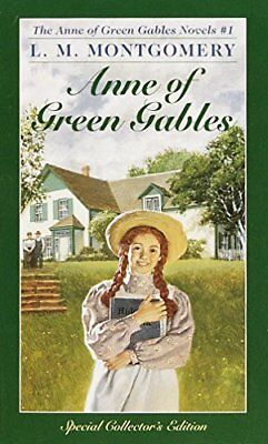 Anne of Green Gables-L.M. Montgomery