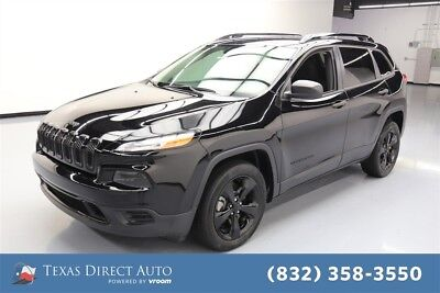 Jeep Cherokee Sport Texas Direct Auto 2017 Sport Used 2.4L I4 16V Automatic FWD SUV