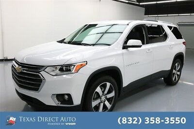 Chevrolet Traverse LT Leather Texas Direct Auto 2018 LT Leather Used 3.6L V6 24V Automatic FWD SUV Bose OnStar
