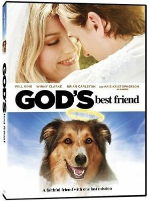 God's Best Friend INSPIRATIONAL DOG LOVERS USED VERY GOOD DVD