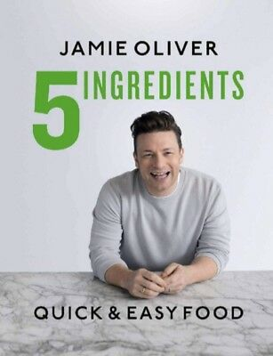 Jamie Oliver 5 ingredients Quick & Easy Food Cheapest on eBay (PDF)