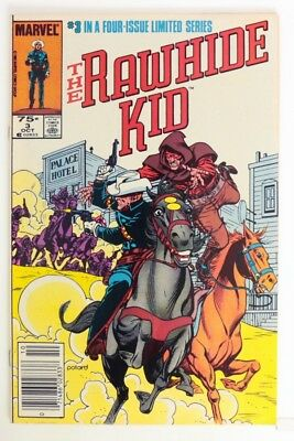 P014 THE RAWHIDE KID #3 From Marvel Comics 6.0 FN (1985) Limited Series >