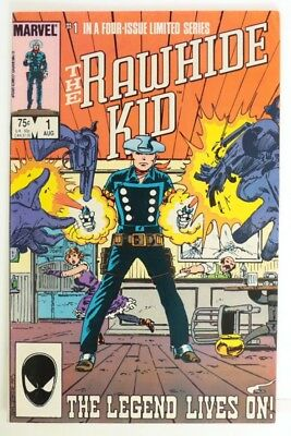 P012 THE RAWHIDE KID #1 From Marvel Comics 6.0 FN (1985) Limited Series >