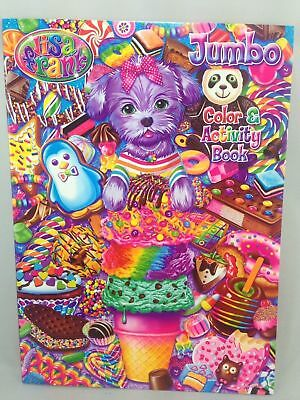 Lisa Frank Coloring Book- Really cute pages to color-Nice Christmas Gift