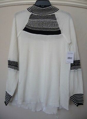 NWT Free people Snow Day Thermal Top  *run big* Retail $98