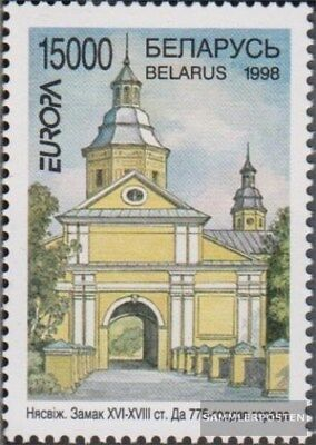 Weißrussland 259 (complete issue) unmounted mint / never hinged 1998 Europe