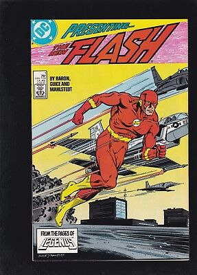 Flash #1 Series Relaunched! Wally West Now As The Flash! Teen Titans Cameo!