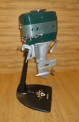 25HP MERCURY KG9 Outboard Lower Unit With New Water Pump