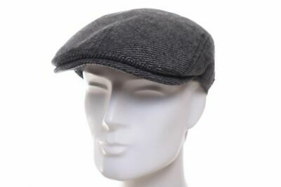7e856061a2b Göttmann Flatcap Jackson-K-G Grey Striped Cap Waterproof Gore Tex Hat