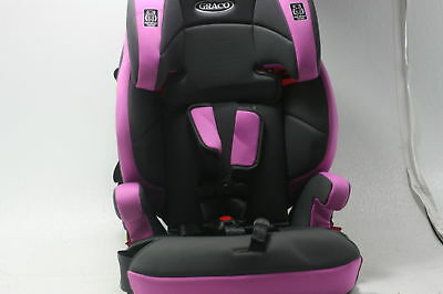 Graco Tranzitions 3 In 1 Harness Booster Convertible Car Seat Kyte Pink Safe