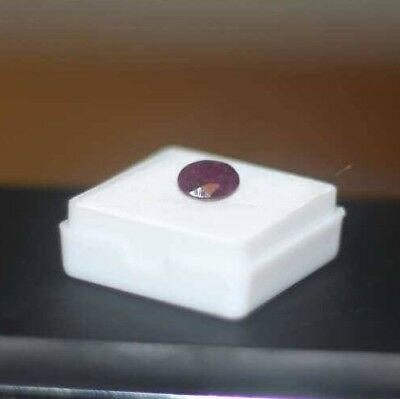Natural Ruby 2.42ct certified UNTREATED loose