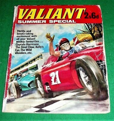 VALIANT Summer Special 1966 First one Comic scarce 1st issue