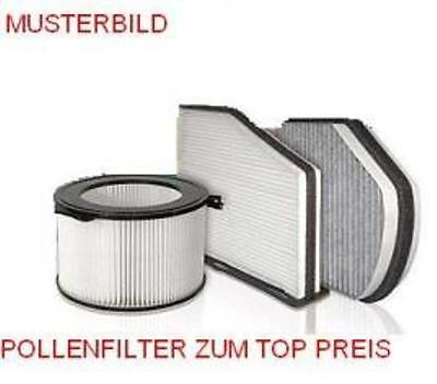 Innenraumfilter Pollenfilter - Renault Espace Iv