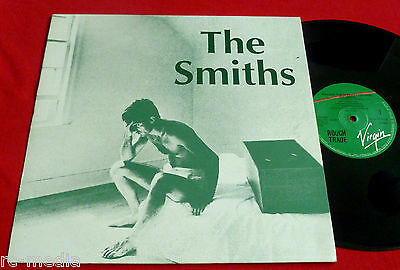 """THE SMITHS - William It Was..- Rare original Greek 12"""" with Green text on sleeve"""