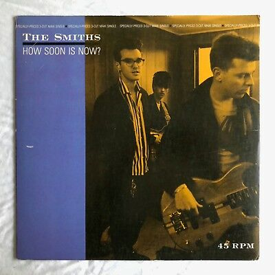 """THE SMITHS - How soon Is Now - Rare original USA 12"""" in Unique sleeve (Vinyl)"""