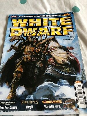 WHITE DWARF MAGAZINE  December 2008 WD 348