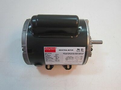 Capacitor Start General Purpose Motor 1/4HP 1725RPM 115/208-230 Volts NEW
