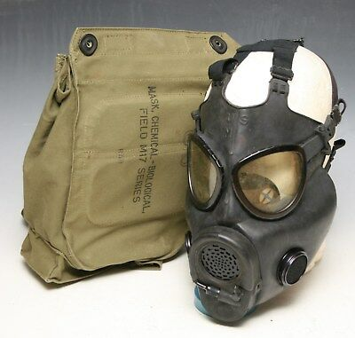 US Army Mask Chemical-Biological Field M17 Series