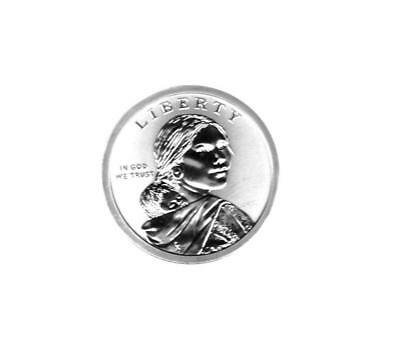 2018 S Reverse  Proof Sacagawea Dollar