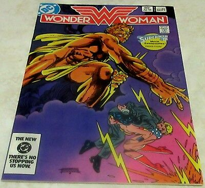 Wonder Woman 307, (NM- 9.2) 1983, 30% off Guide! The Huntress!