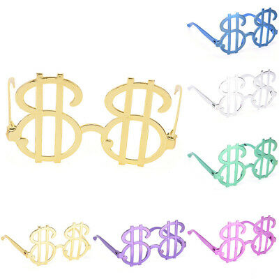 Novelty Funny Party Plastic Eye Glasses  Sunglasses Accessory Gift Fad TOCA