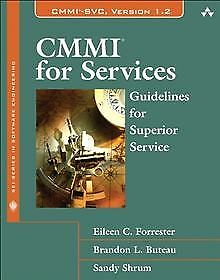 CMMI for Services: Guidelines for Superior Service ... | Buch | Zustand sehr gut