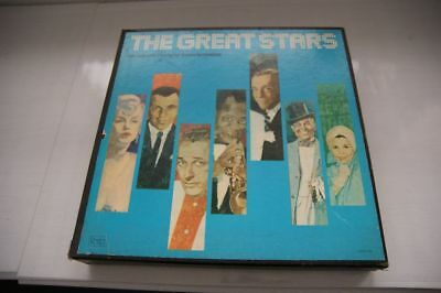 The Great Stars (10 LPs Reader's Digest)