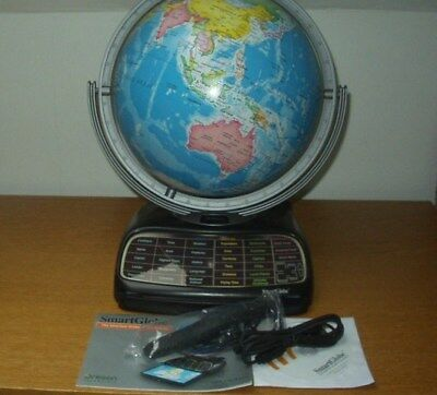 Oregon Scientific  Smart Globe N LEARN Explorer AR Educational World Geography