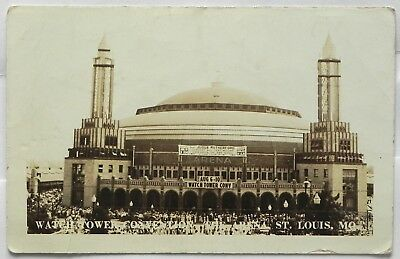 Watchtower Convention, St. Louis. 19412 EKC Real Photo Postcards A433
