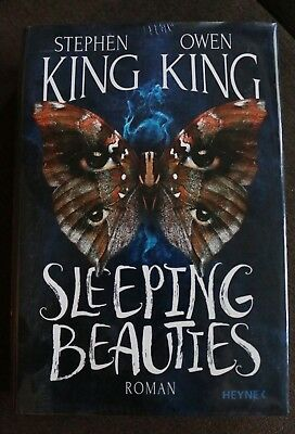 >>> Sleeping Beauties <<<  von Stephen King, Owen Owen HC OVP