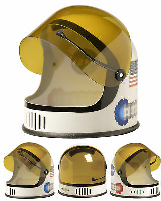 Astronaut Cosmonaut NASA Space Spaceman Child Boys Costume Helmet