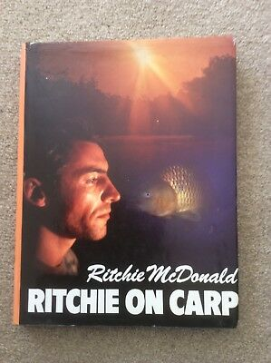 Ritchie On Carp by Ritchie McDonald