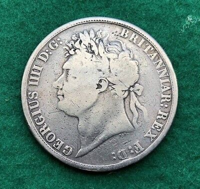 George Iv Crown 1822