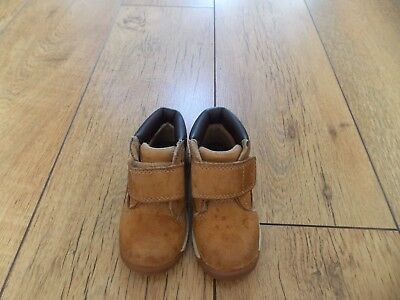 Infant Boys Timberland Boots Size 4.5