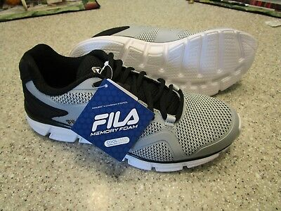 FILA MEMORY CRYPTONIC 2 RUNNING SHOES w Cool Max Memory Foam