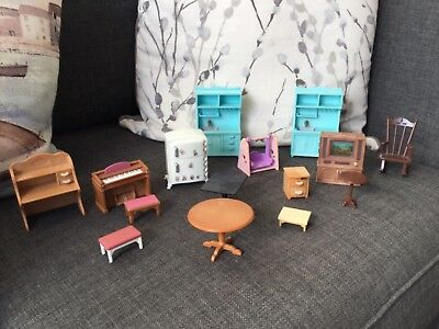 Sylvianian Families furniture bundle