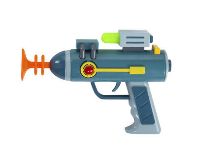 Rick And Morty Laser Gun Toy Adult Tv Show Costume Accessory