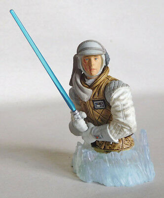 Gentle Giant Star Wars Bust-Ups loose Empire Strikes Back HOTH LUKE SKYWALKER