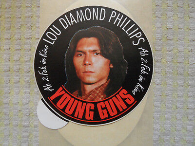 * * * * Lou Diamond PHILLIPS - Young guns * * * *