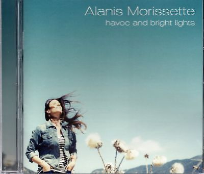 Alanis Morissette - Havoc And Bright Lights (2012 CD) New & Sealed