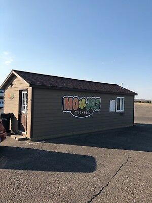 coffee kiosk Building excellent condition 12x24