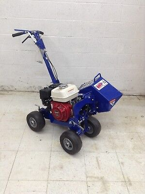 Bluebird BB650 Bed Edger Landscape Edging Cable Layer Garden Yard Honda Power