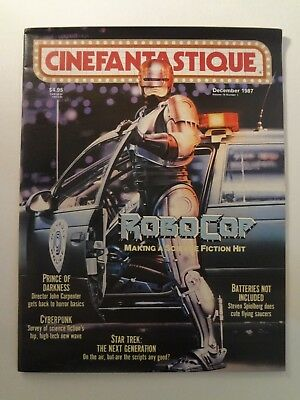 Cinefantastique - December 1987 - Robocop