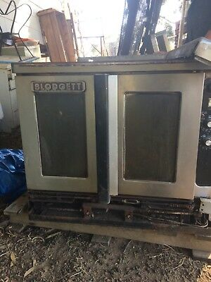 two blodgett pizza ovens, SH1G/AA model, used